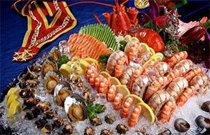 【威海运都】☆峰会上的海鲜